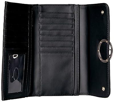 GUESS Kamryn Saffiano Multi Clutch Wallet