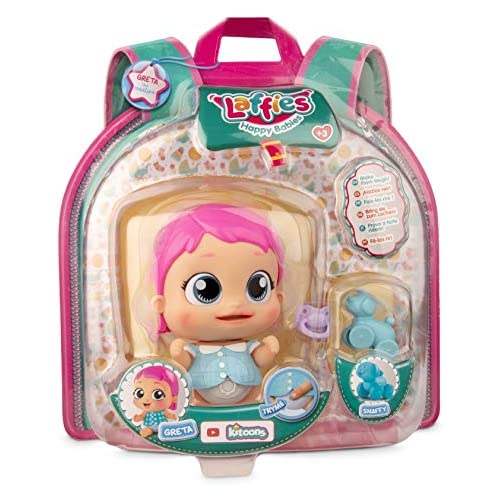 chollos oferta descuentos barato IMC Toys Laffies Happy Babies Greta Y Snaffy 93362