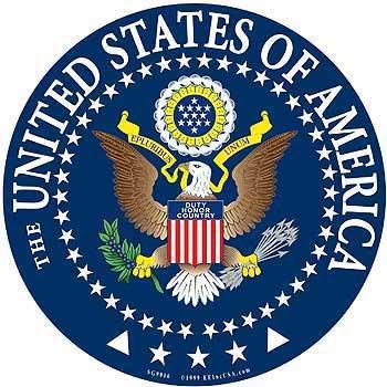 USA Eagle SG9016 United States Of America Sign