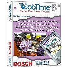 Bosch mJobTime Digital Resources Tracker 6.0, Stand Alone Version #BDPTMJTV6