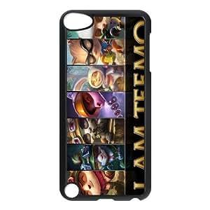 Custom LOL Back Cover Case for ipod Touch 5 JNIPOD5-300 Kimberly Kurzendoerfer