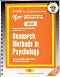 Research Methods in Psychology, Rudman, Jack, 0837359120