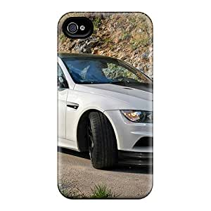 For Iphone 4/4s Premium Tpu Cases Covers Bmw M3 E92 Protective Cases