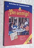 Ven Conmigo!, Holt, Rinehart and Winston Staff, 0030655420