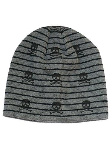 Skull Beanie Baby Kids Hat