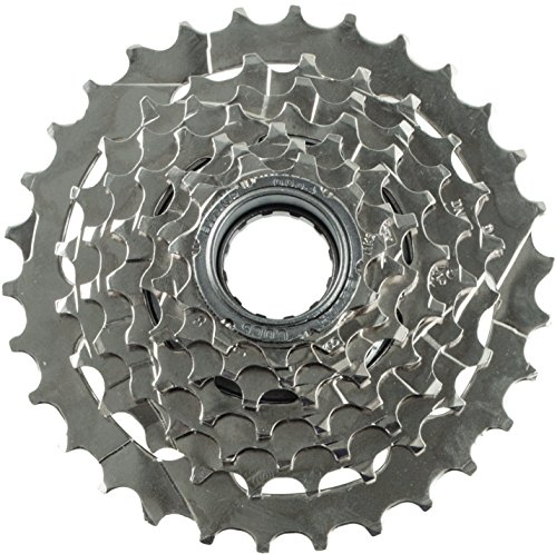 7sp Freewheel - Dnp 11-30T Chrome Freewheel 7Sp
