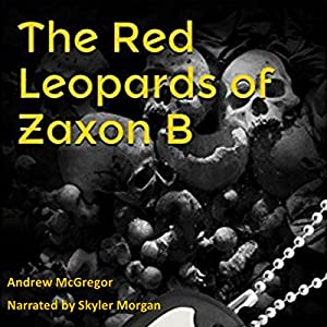 The Red Leopards of Zaxon B Audiobook
