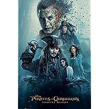 "Pirates Of The Caribbean: Dead Men Tell No Tales - Movie Poster / Print (International Regular Style - Salazar's Revenge) (Size: 24"" x 36"")"