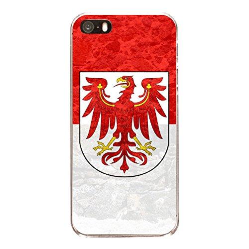 "Disagu Design Case Schutzhülle für Apple iPhone SE Hülle Cover - Motiv ""Brandenburg"""
