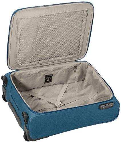 Samsonite base hits upright 55 20 cabin luggage 55 cm 39 for Samsonite cabin luggage