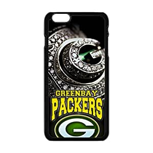 Greenbay Packers Fashion Comstom Plastic case cover For Iphone 6 Plus