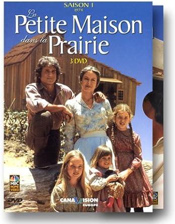 La Petite maison dans la prairie : La Saison 10 (10974) - Coffret 10