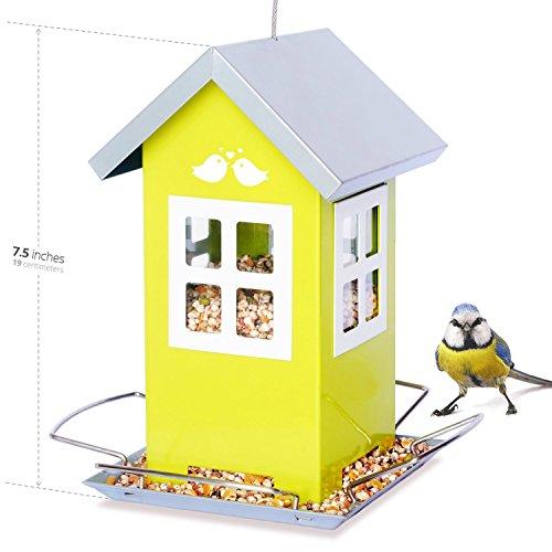 Birdhouse Feeder - 6