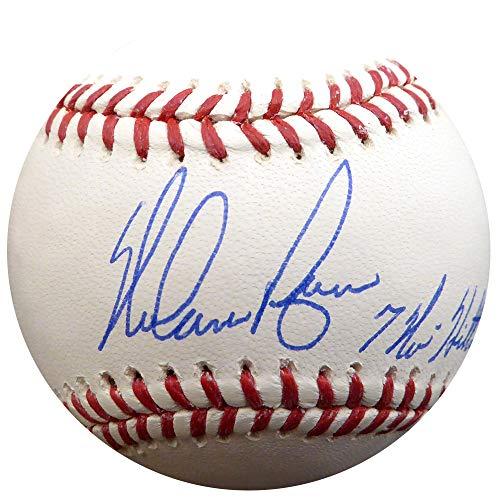 - Nolan Ryan Autographed Official MLB Baseball Texas Rangers