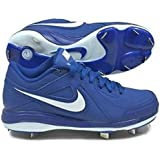 Nike Air MVP Pro Low Metal Baseball Cleats Style 524641-410 Size 12