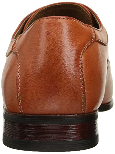 Ferro Aldo Hombres 19285a Classic Cap Toe Oxfords Brown