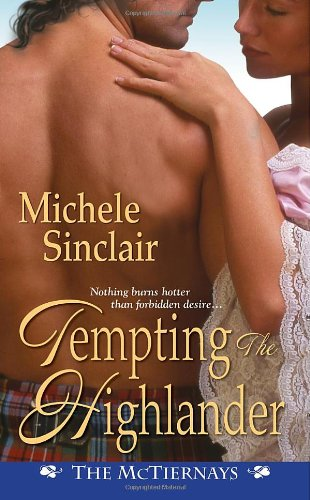 book cover of Tempting the Highlander