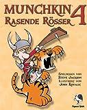 """Pegasus Spiele 17121G - Munchkin 4 """"Rasende Rösser"""""""