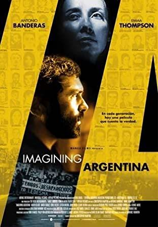 imagining argentina characters