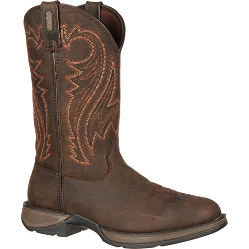 Durango Men's Rebel DB5464 Western Boot,Chocolate Wyoming,9.5 W US