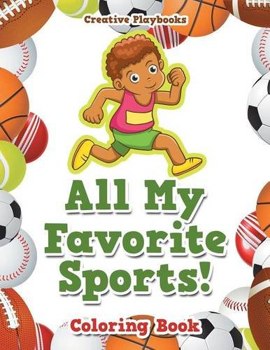 All My Favorite Sports! Coloring Book pdf