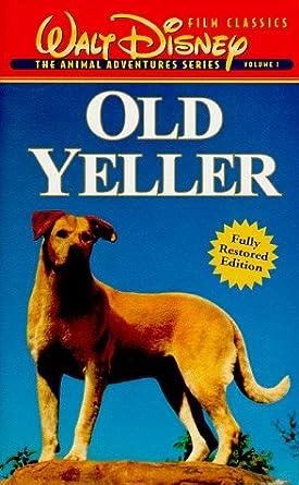 old yeller main characters