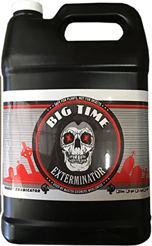 Big Time Hydroponics BTXGP Exterminator , 1 gallon by Big Time Hydroponics