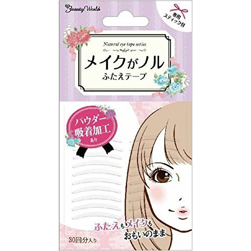 LUCKY TRENDY - Double Eyelid Tape (Transparent) (ENT241) 30 pairs