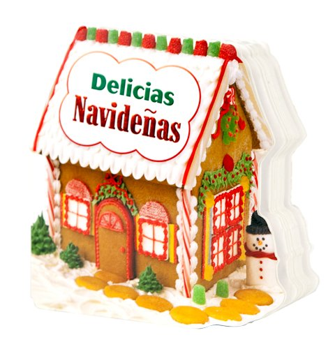 Delicias Navidenas: Editors of Favorite Brand Name Recipes: 9781412728300: Amazon.com: Books