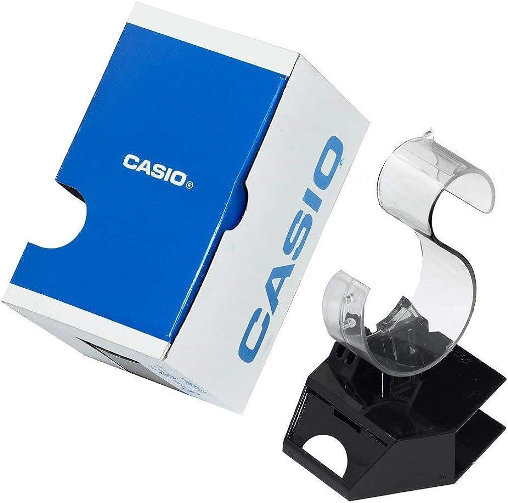 Casio Mtd-1086d-7avdf Reloj Analogico para Hombre Colección Marine Sports Caja De Acero Inoxidable Esfera Color Plateado: Amazon.es: Relojes