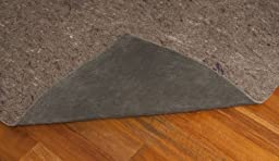 Durable, Reversible 5\' X 8\' Premium Grip(TM) Rug Pad for Hard Surfaces and Carpet
