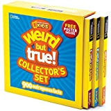 Weird But True Collector's Set , Educational Books Toys, 2017 Christmas Toys