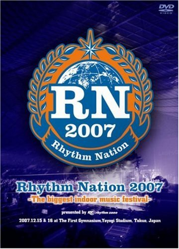 Rhythm Nation 2007-The biggest indoor music festival-