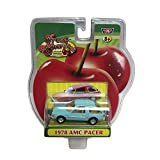 Motor Max Fresh Cherries Light Blue/Green 1978 AMC Pacer Diecast Replica