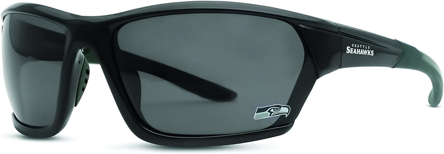Siskiyou NFL Seattle Seahawks Aviator Sunglasses