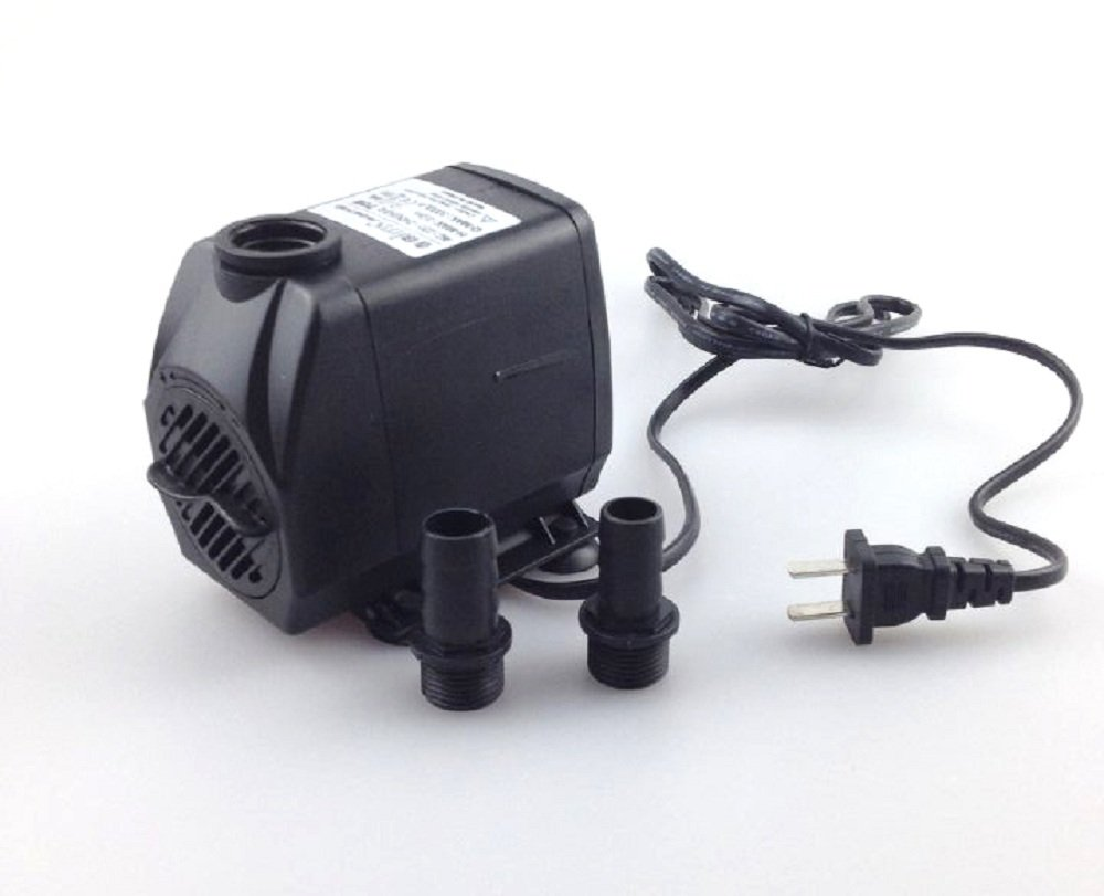 3000LPH 3m 70W HSH-Flo Submersible Water Pump For Fountain Pond And Aquarium 220V (3000LPH 3m 70W)