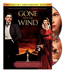 Gone with the Wind (Two Disc 70th Anniversary Edition)