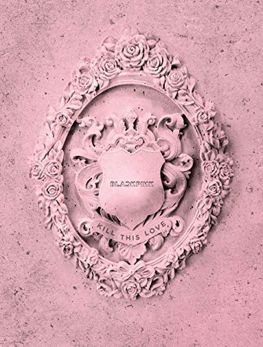 YG Blackpink - Kill This Love [Pink ver.] (2nd Mini Album) CD+52p Photobook+Lyrics Book+4Photocards+Polaroid Photocard+Sticker Set+On Pack Poster+Folded Poster+Double Side Extra Photocards Set