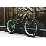 513NLBpidlL. SS150 Shengmilo MX01 Freno a Disco Idraulico da Mountain Bike Elettrico da 1000W con Batteria da 21Speeds 13AH (Nero (1…