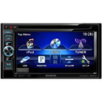 Kenwood DDX370 Double Din monitor with DVD receiver