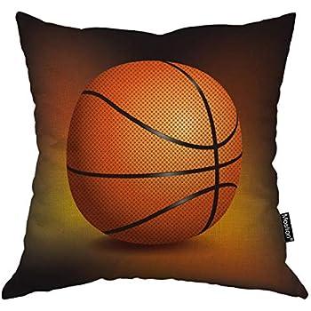 Amazon.com: Moslion - Funda de almohada decorativa para el ...
