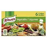 Knorr Bouillon Cubes Vegetable, 69g