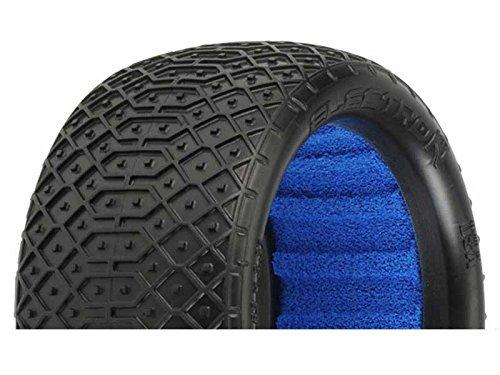 ProLine 823517 Electron Vtr 2.4 Mc Clay Off-Road Buggy Rear Tires (Electron Vtr compare prices)