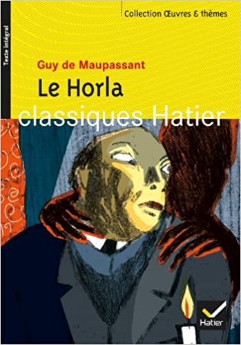 Image result for the horla book cover