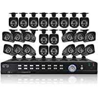 Night Owl Security  32 Channel Video Security System with 24 x 700 TVL Bullet Cameras