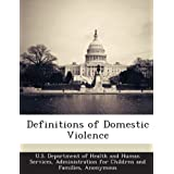Definitions of Domestic Violence