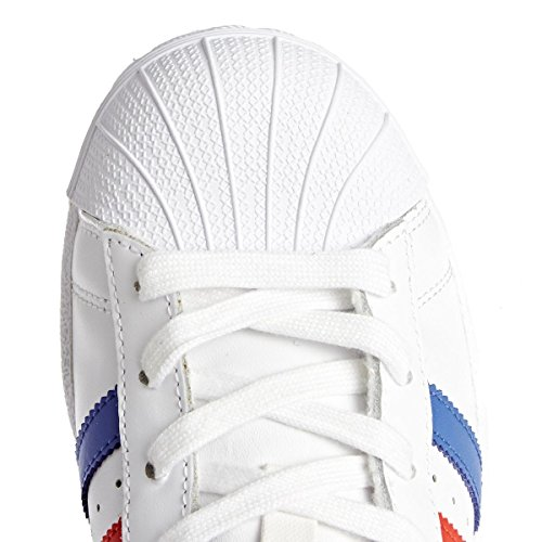 Boys' UK Superstar 5 White adidas Trainers White 3 818dq