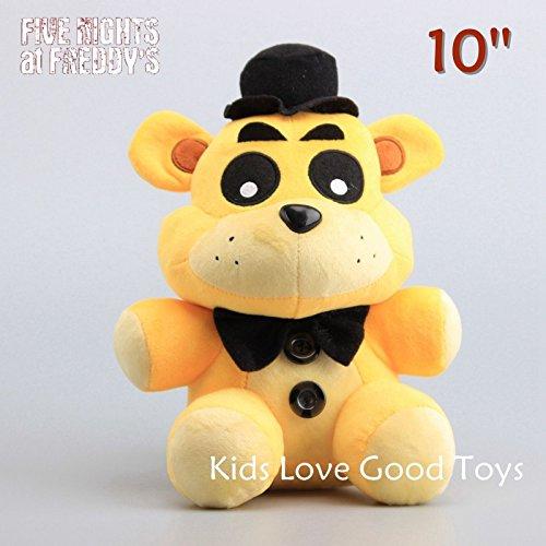 Good 10' Golden Freddy Plush Five Nights at Freddy's Funko FNAF Doll Toy