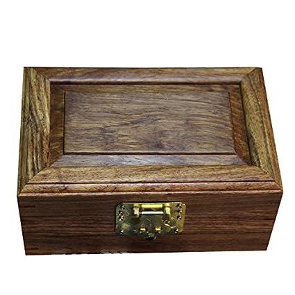 GFEI Cajas de joyas, cajas de madera de palisandro, cajas decorativas, cuadros,