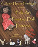Folk Art Primitive Doll Patterns, Jennifer Terry, 0983251800